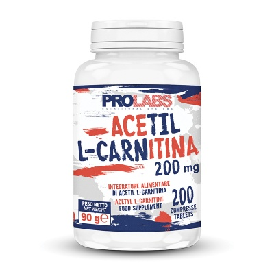 acetil-l-carnitina200cpr-pl